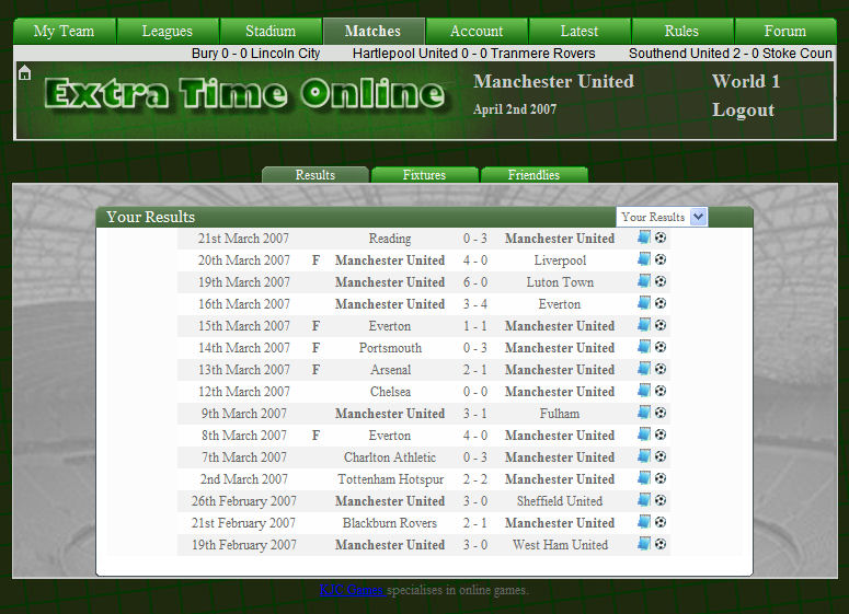 football manager united forum