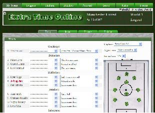 small screenshot 4 for eto manager online multiplayer football game